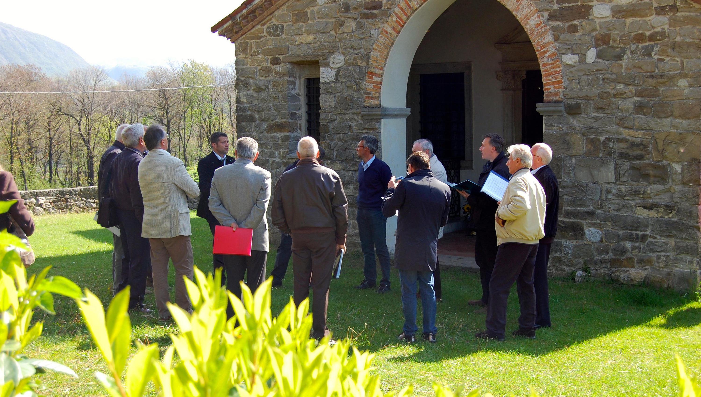 Messe par Chino Ermacora, 25/4/2012
