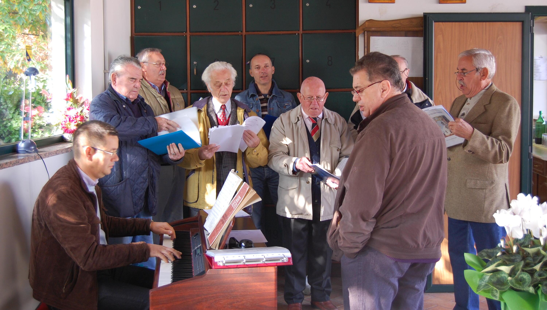 Messe pe Bociofile, 16/10/2010