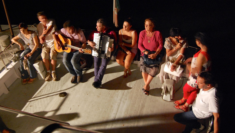 Pelegrinaç a Barbana, 21/8/2012
