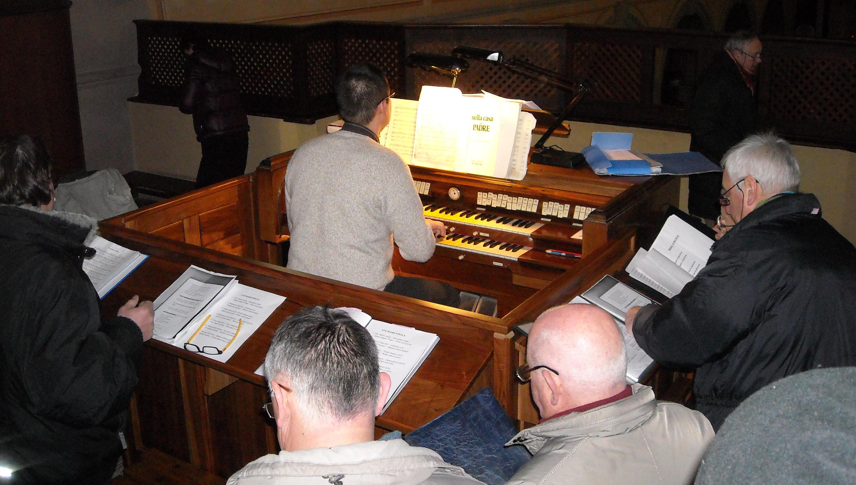 Pelegrinaç a Monsanta, 31/1/2010